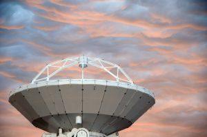Registros oriundos da Nebulosa de Órion são transformados em ondas sonoras