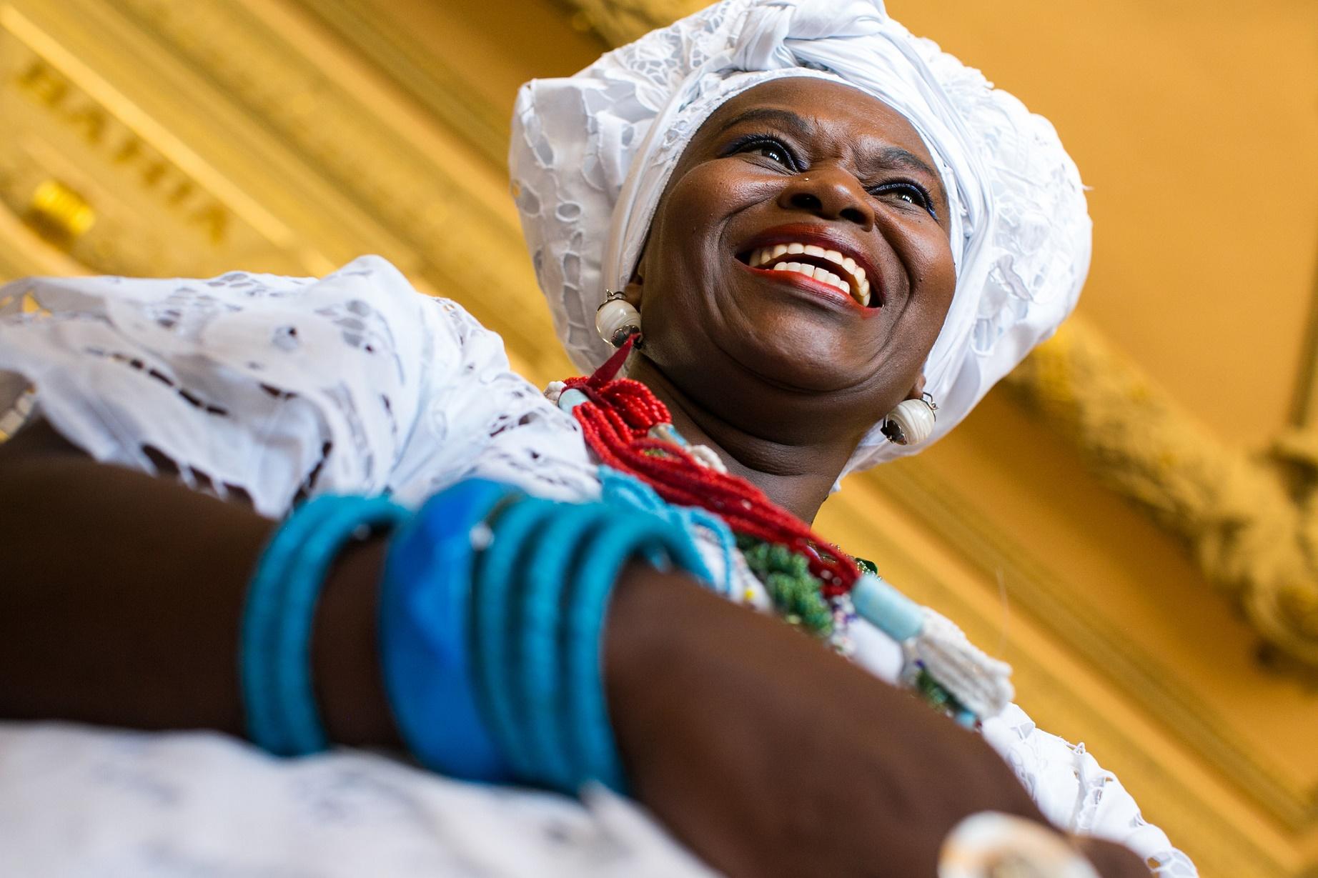Presente há mais de 300 anos no Brasil, a cultura do acarajé foi celebrada no final do ano passado na posse do Conselho Gestor da Salvaguarda do Ofício de Baiana de Acarajé