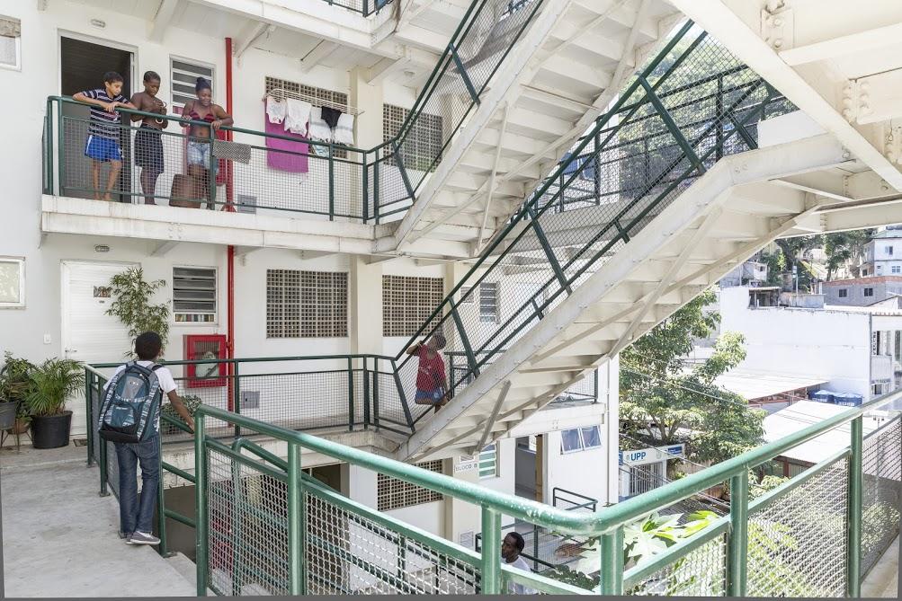 """Projeto """"Morar Carioca Verde"""" no Morro da Babilônia"""