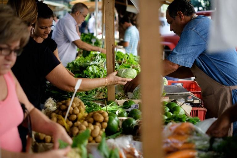 Consumidores no Circuito de Feiras Orgânicas do Rio