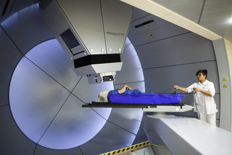 Centro de Rinecker Proton Therapy Center em Munichi, Alemanha, é um dos que tem tratamentos de ponta para o câncer