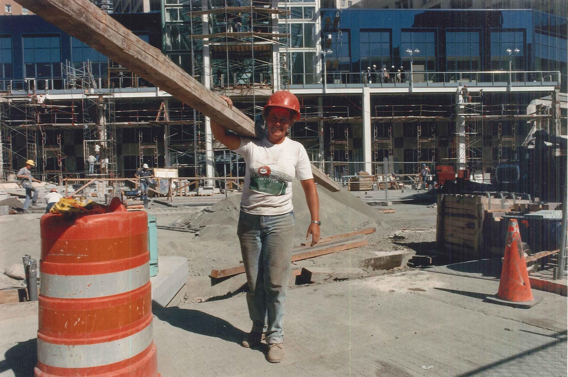 Mulher/ Seattle Municipal Archives