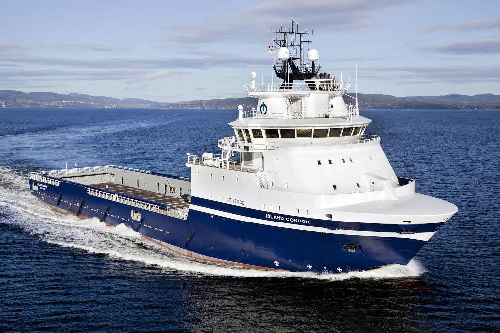 Navio considerado o mais sustentável do mundo