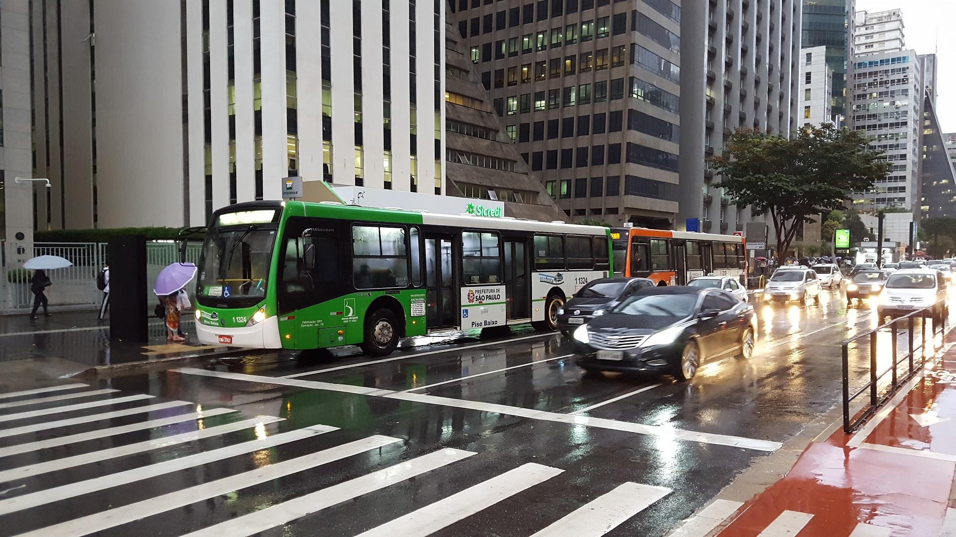 São Paulo caiu da 7ª para 58ª posição no ranking TomTom Trafic Index, o mais importante ranking mundial de medição de congestionamentos