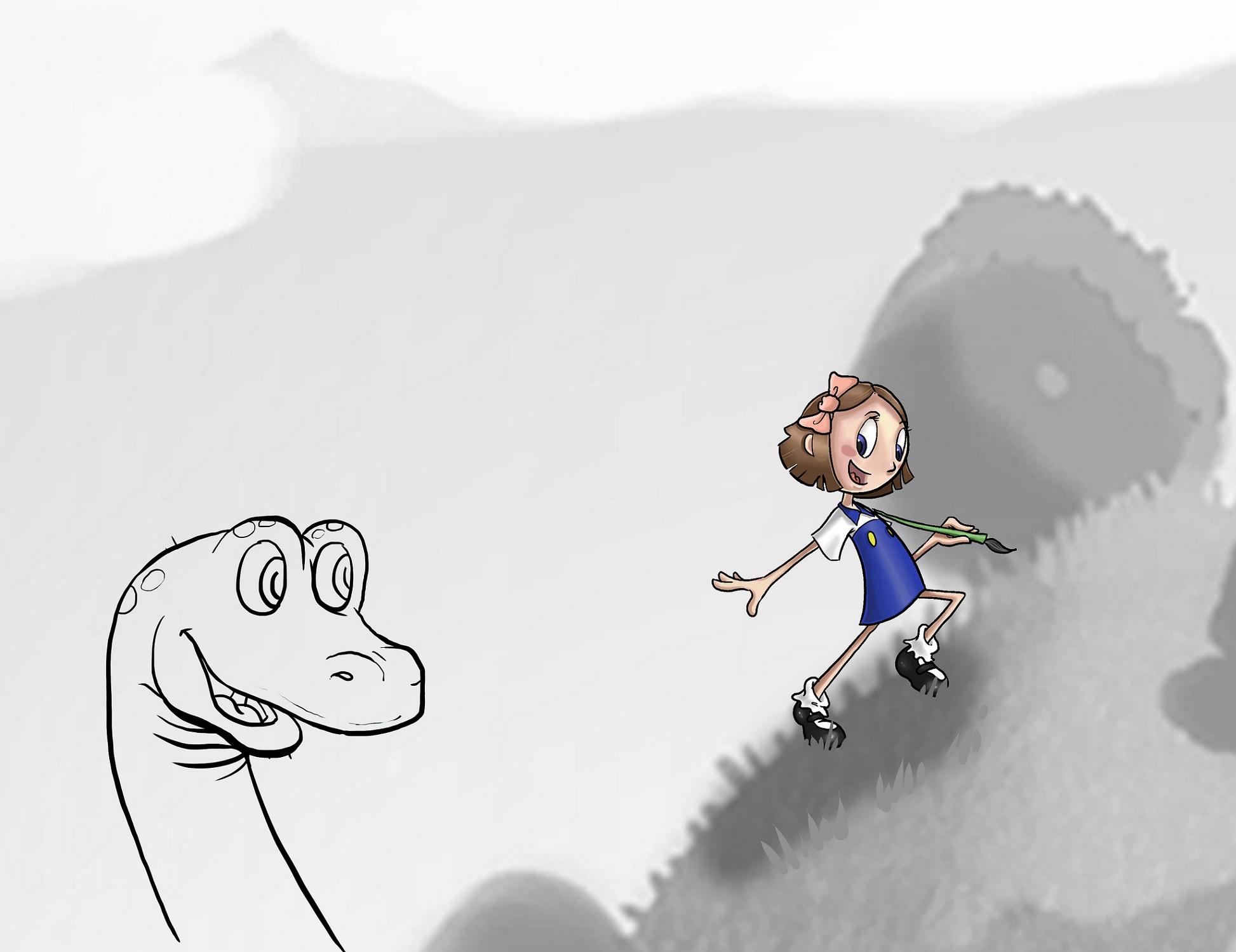 O conteúdo dos livros infantis ajuda as crianças a perceber o simbólico, a lidar com as diferenças