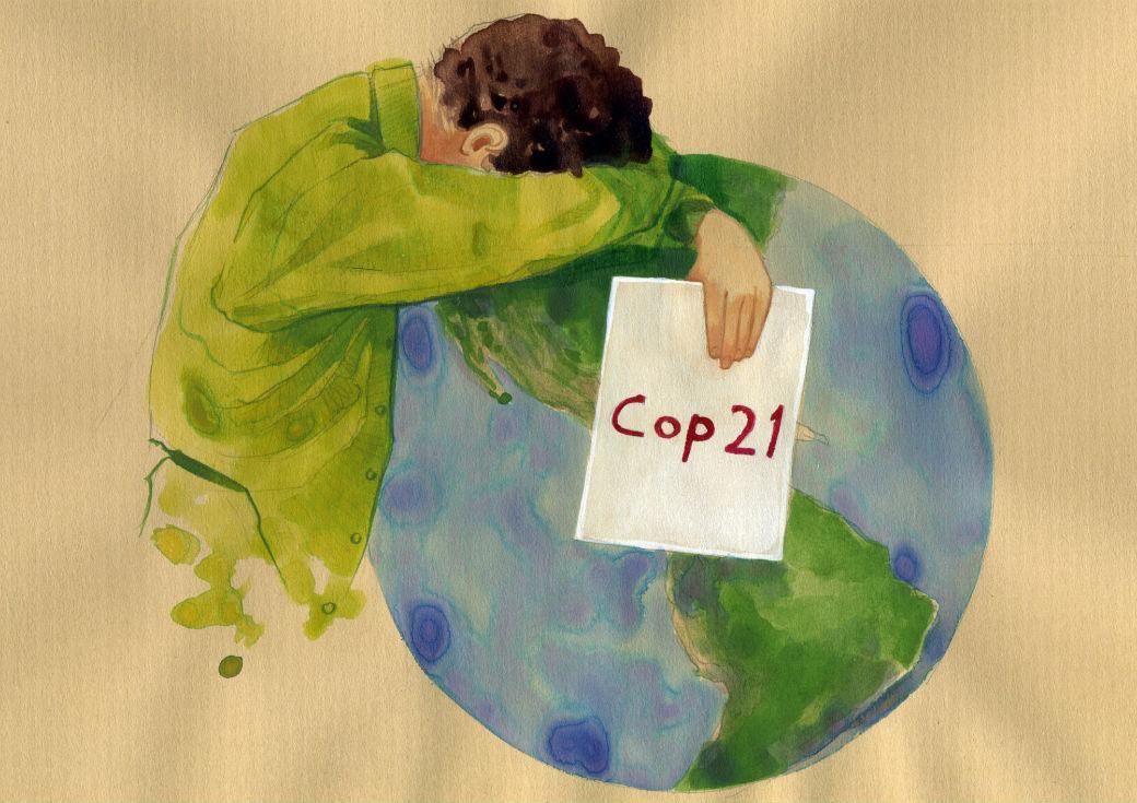 De acordo com o artigo publicado pela Nature, será impossível, com os compromissos voluntários anunciados até agora, cumprir a meta de 2º C.
