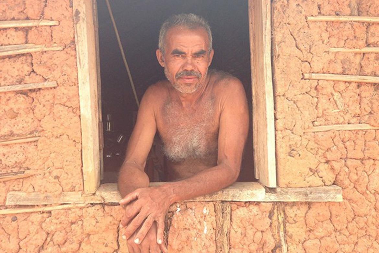 Antônio Isídio, que foi morto em dezembro de 2015, no povoado de Vergel, no Maranhão