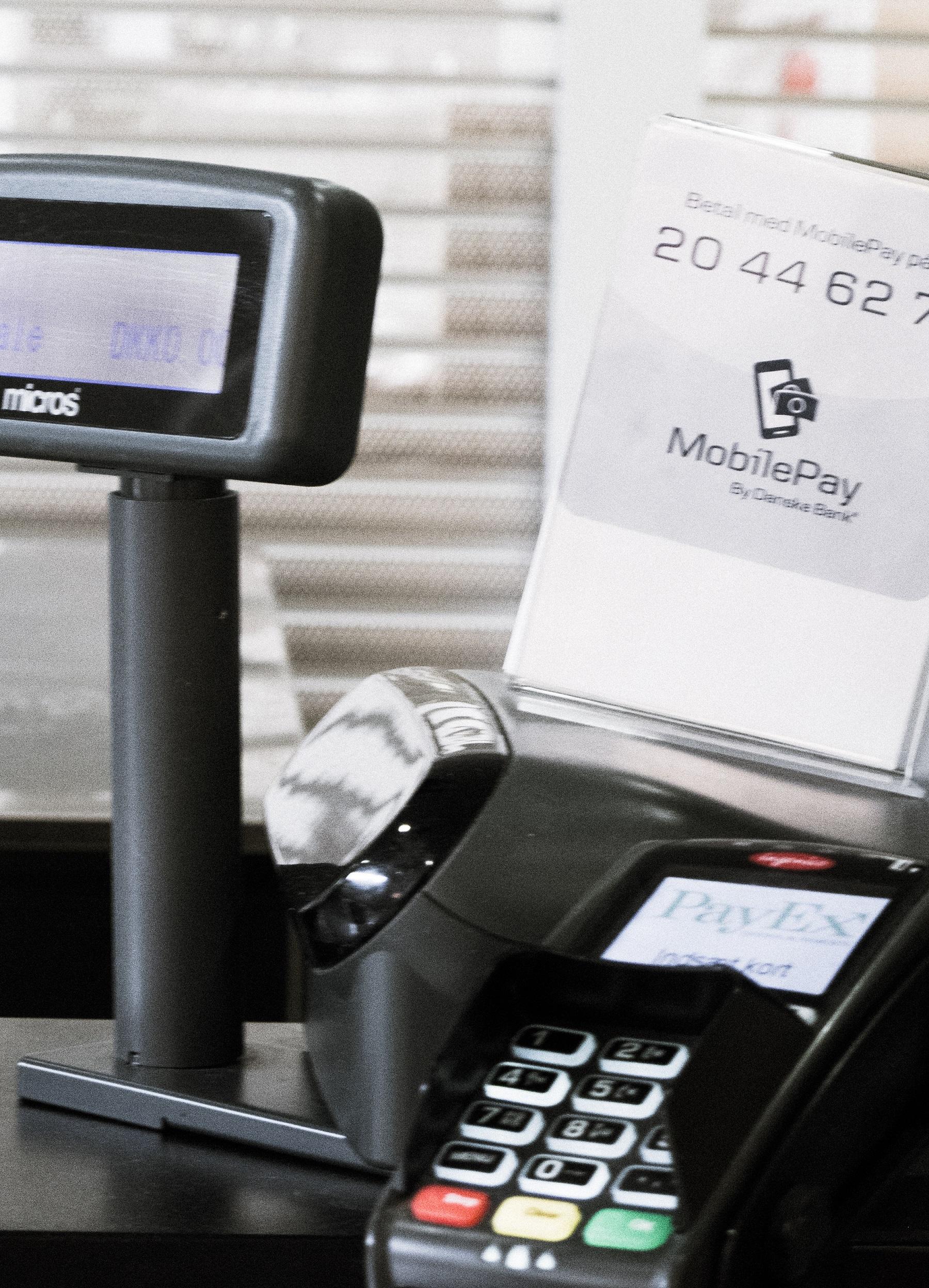 Aplicativos como o Mobile Pay já alcançaram mais de três milhões de usuários na Dinamarca