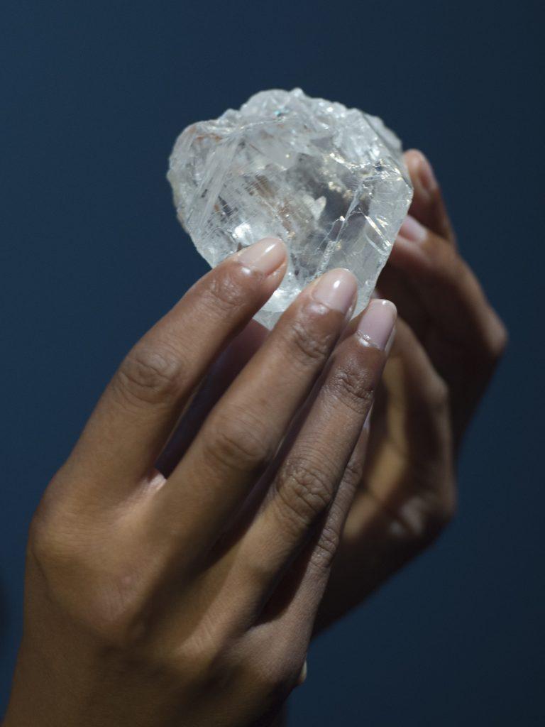 Ajudado pela descoberta de novas minas de diamante, Botswana teve o terceiro maior crescimento do mundo entre 1966 e 2014