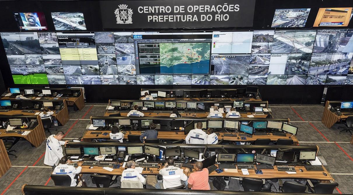 Centro de Operações Rio (COR)