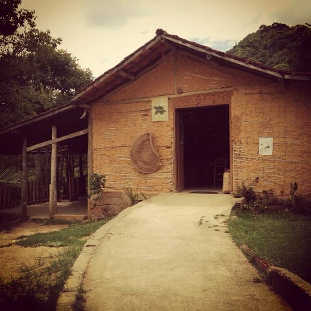 Casa de artesanato quilombo do Campinho/ Foto de Thais Rosa