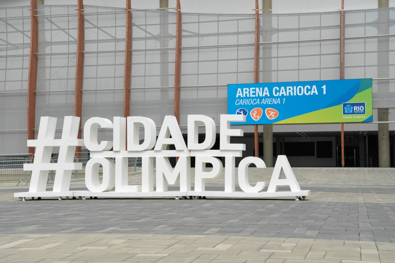 Cidade Olímpica. Foto de João Mattos/ Brazil Photo Press/ AFP