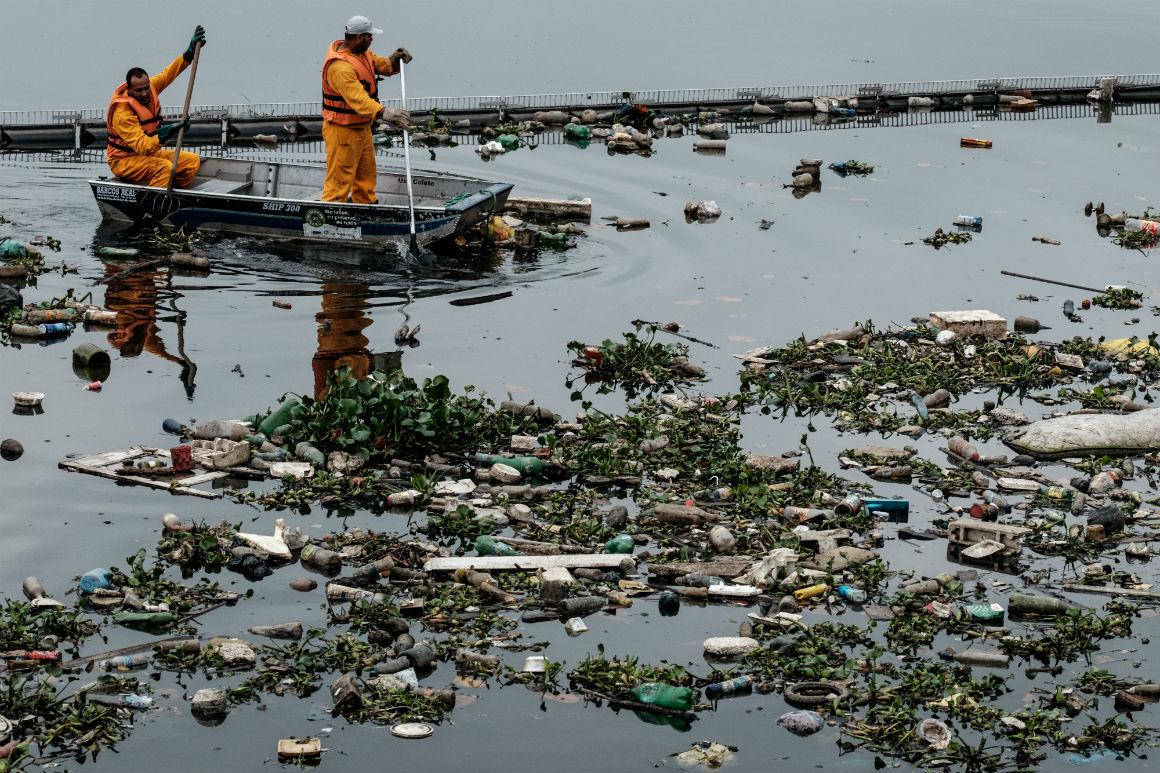 Qualidade da água da Baía de Guanabaratem níveis semelhantes ao de esgotos sem tratamento