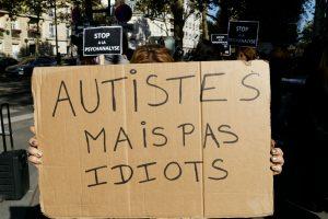 Manisfestação na França. Foto de Bernard Ménigualt/ Citizenside/ AFP