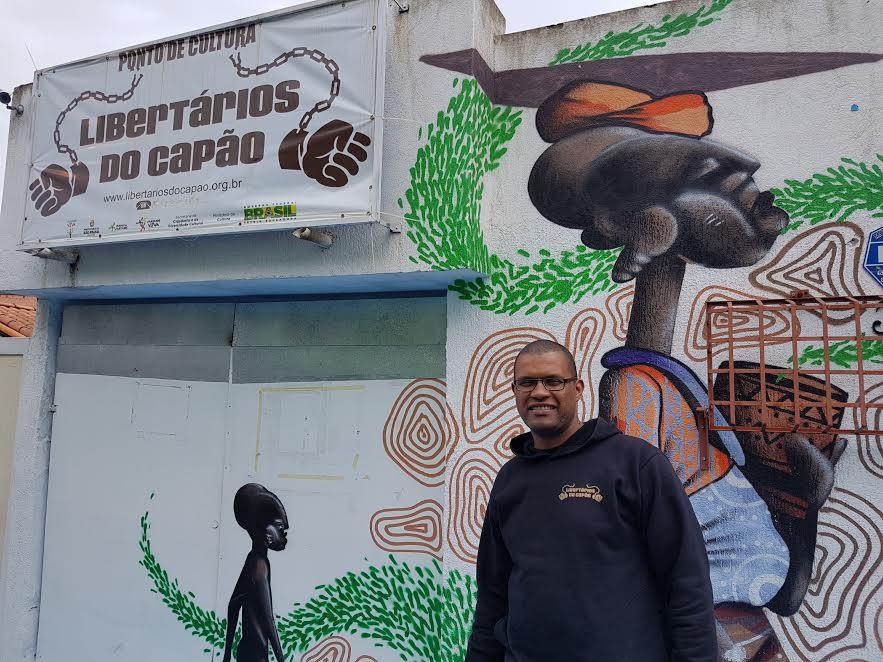 ONG Libertarios do Capao Redondo/ Foto de Divulgacao