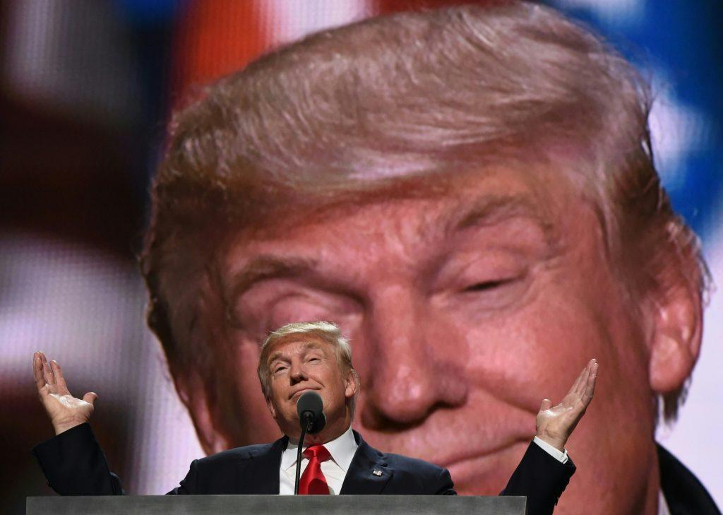 Donald Trump: ameaça de retirar os Estados Unidos do Acordo de Paris