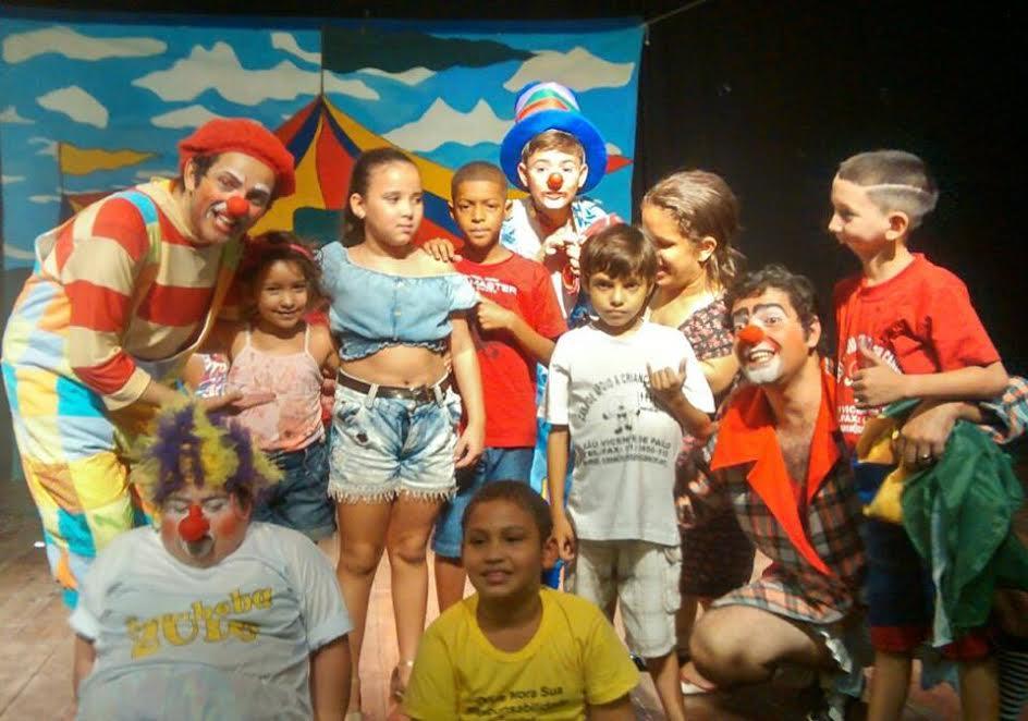 ONG Casa da Crianca. Foto de Divulgacao