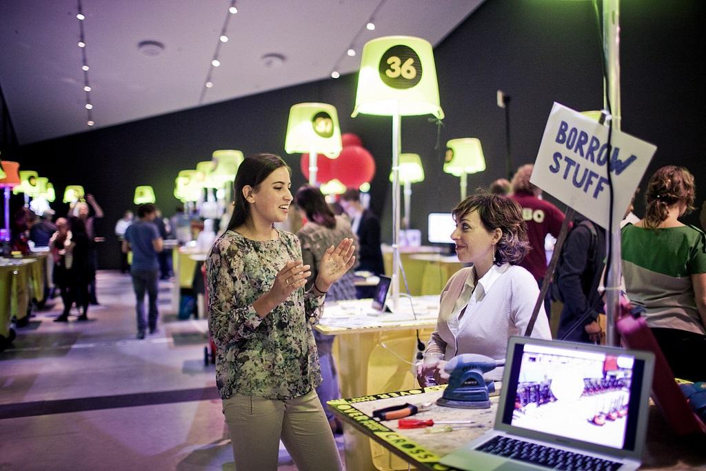 A feira de tecnologia Makers Fairs estará aberta ao público apenas no sábado. Foto Divulgação