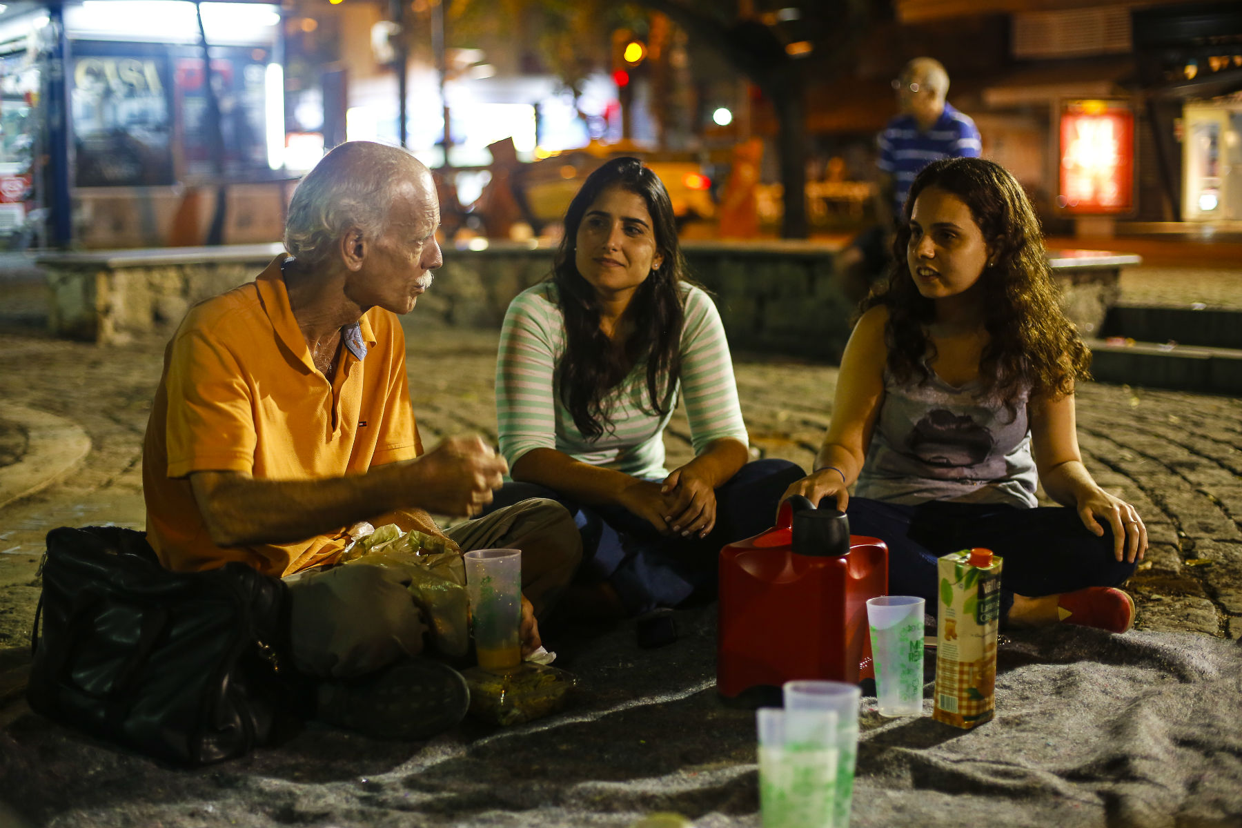 ONG Projeto Ruas. Foto de Vivian Fernandez