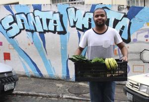 Hamilton do Saladorama. Foto de Divulgaçao