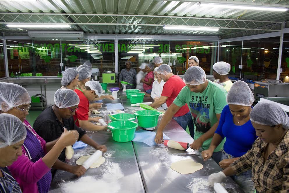ONG Instituto Macieira. Foto de Divulgacao