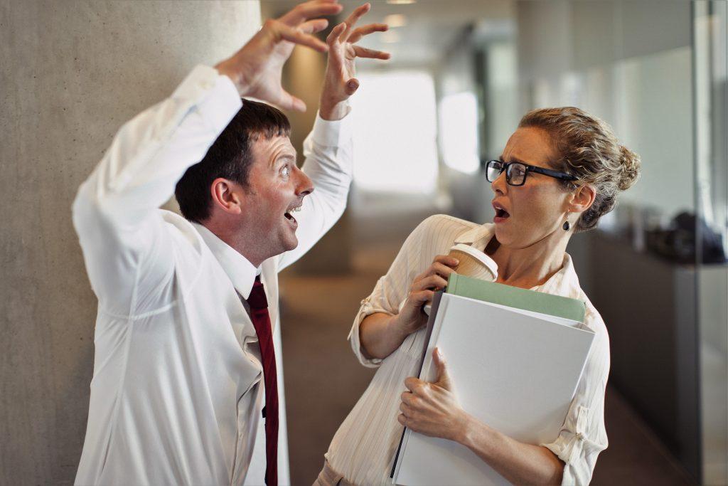 Mulheres ainda enfrentam o fantasma do machismo no mercado de trabalho (Caia Image/Science Photo Library/AFP)