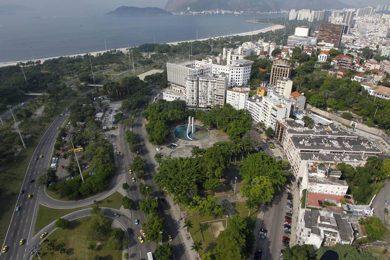 No final dos anos 1980 foram contabilizadas 12 mil árvores. Nos anos 2000, eram cerca de 10.500. Atualmente são exatas 9.930 árvores. Foto de Custódio Coimbra