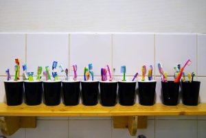 As escovas de dentes são o lixo mais comum encontrado nos mares do mundo todo
