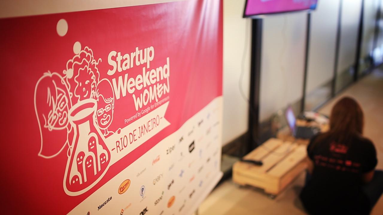Maratona de empreendedorismo com foco nas mulheres (Foto Renee Rocha/Coca-Cola Brasil)