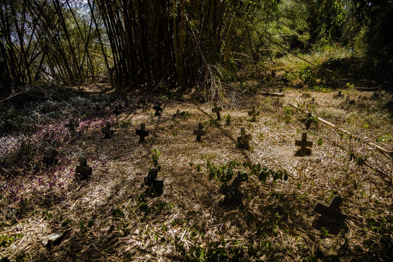 Cemitério dos Ajinhos. Foto de Márcio Menasce