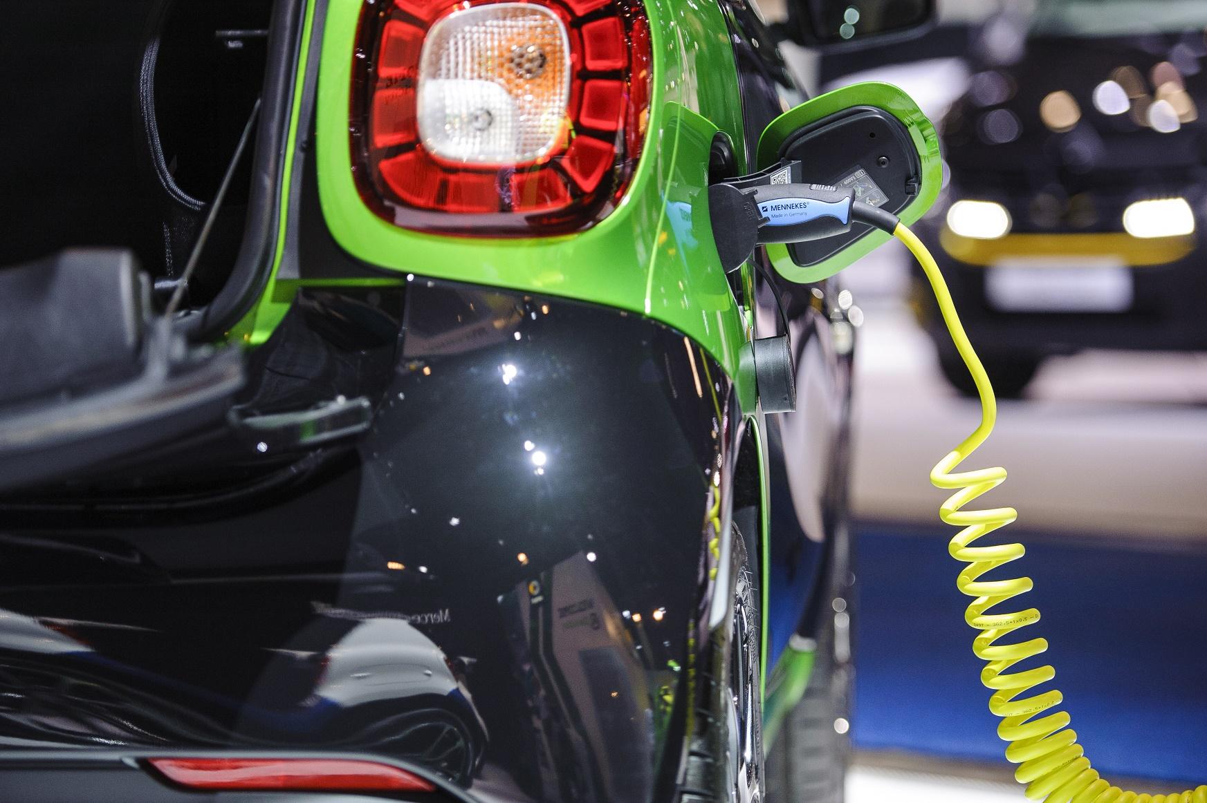 Em Portugal já existem cerca de 1.600 postos de abastecimento de carros elétricos. Foto Nicolas Lambert