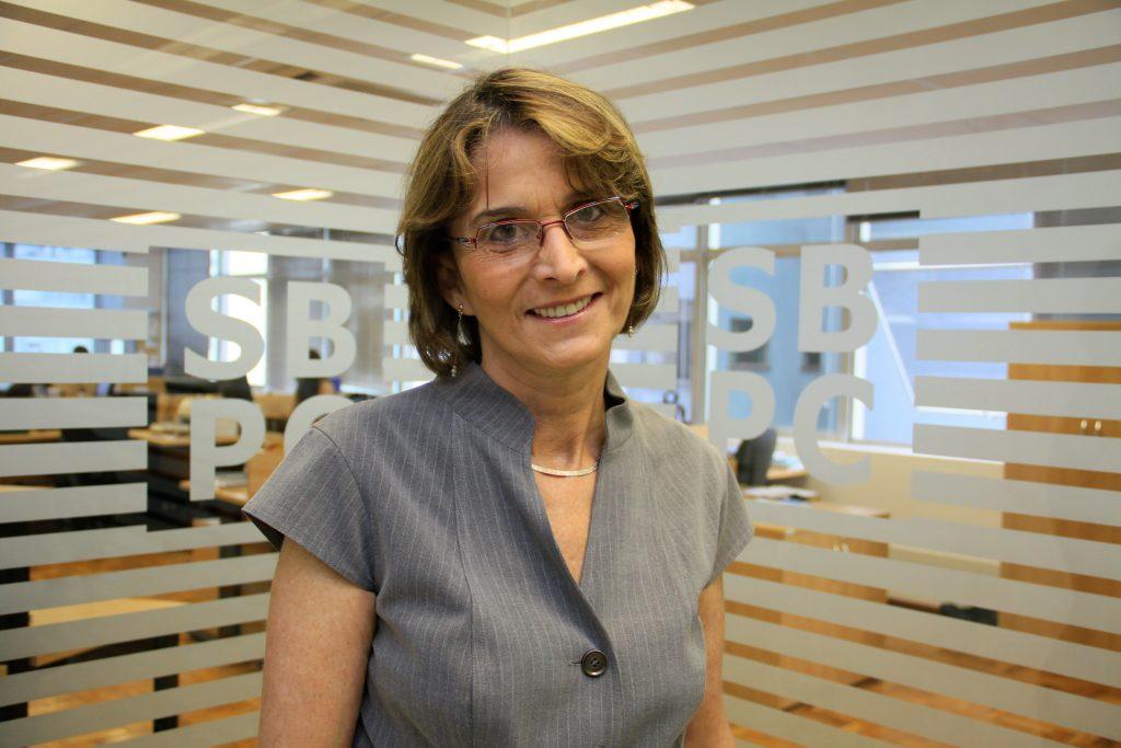 Helena Nader, presidente da SBPC: site para dar visibilidade à produção científica feminina. Foto de divulgação