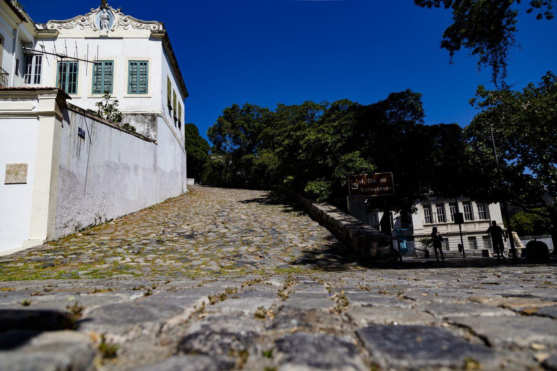 O Largo da Misericórdia no Centro do Rio, foi o marco do início da urbanização da cidade, como aconteceu com outros locais colonizados por Portugal (Foto Marcio Menasce)