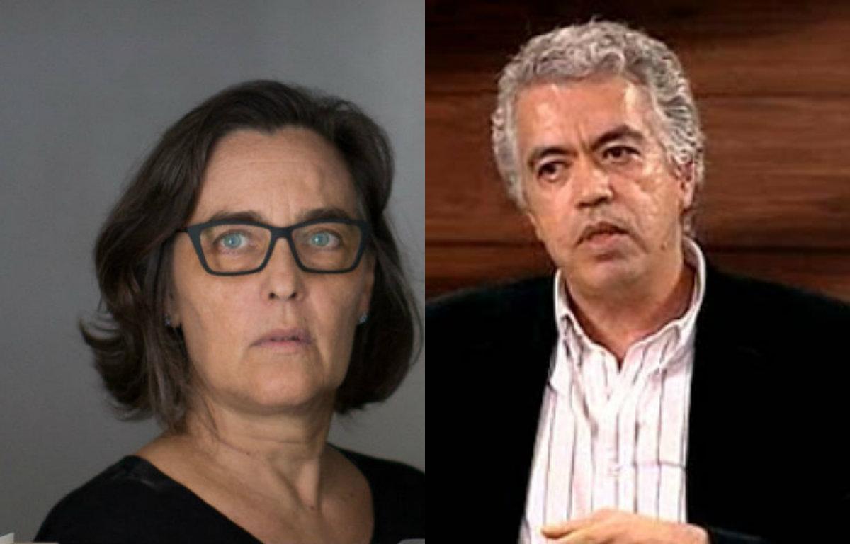 """Carla Rodrigues e Benilton Bezerra Jr., convidados do #Colabora para a mesa-redonda """"Brasil, um país intolerante"""""""