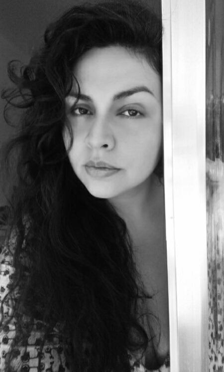Maria Gabriela Saldanha, está finalizando três livros, que lançará de forma independente. Foto divulgação