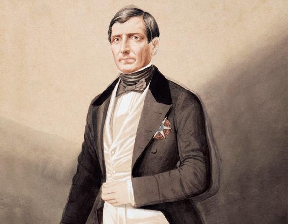 Barão de Mauá se dizia abolicionista, mas mantinha escravos em suas empresas (Reprodução)