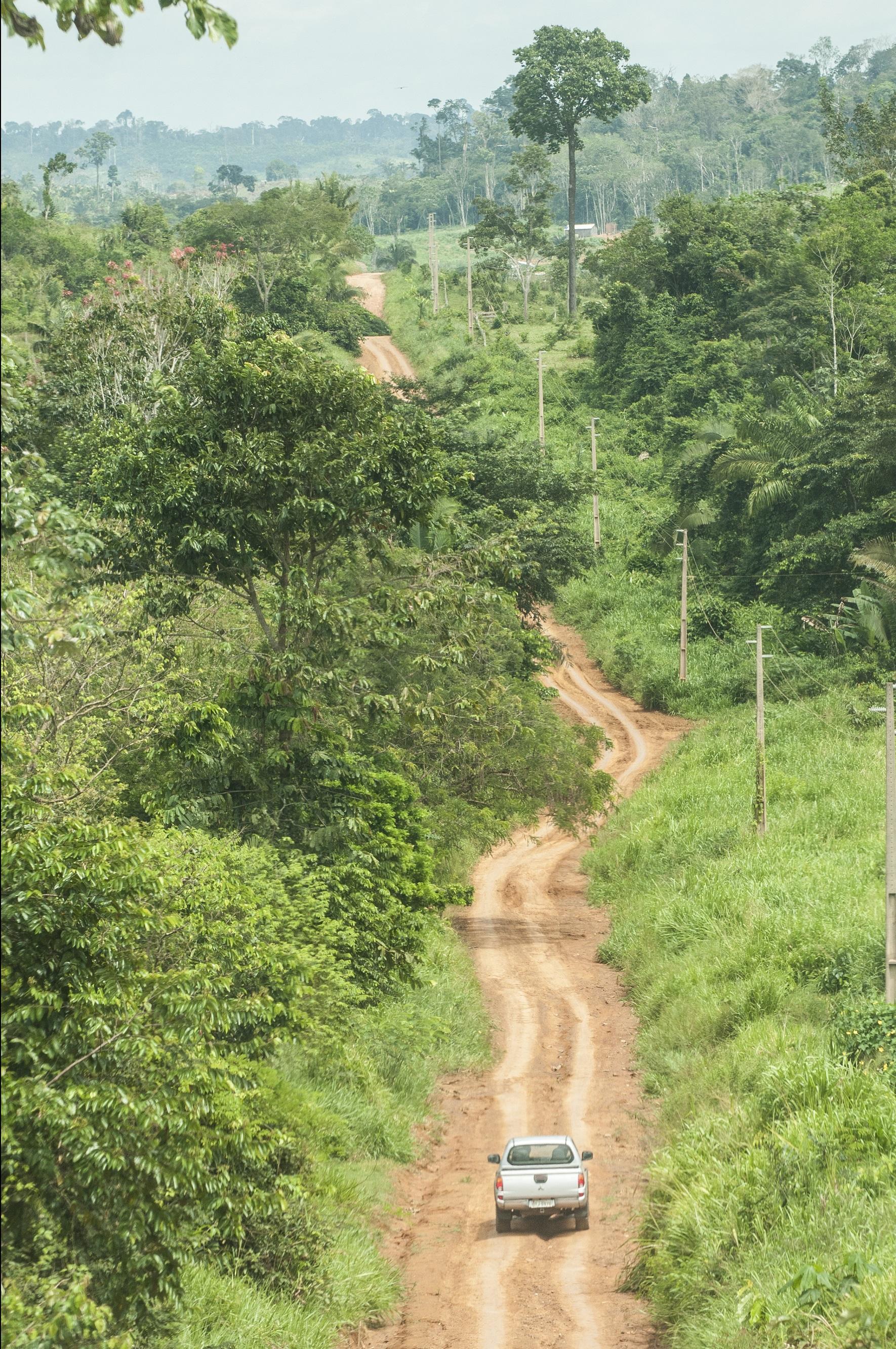 Efeitos da Belo Sun:: a área da mineradora Belo Sun, às margens do Rio Xingu (Foto André Teixeira)