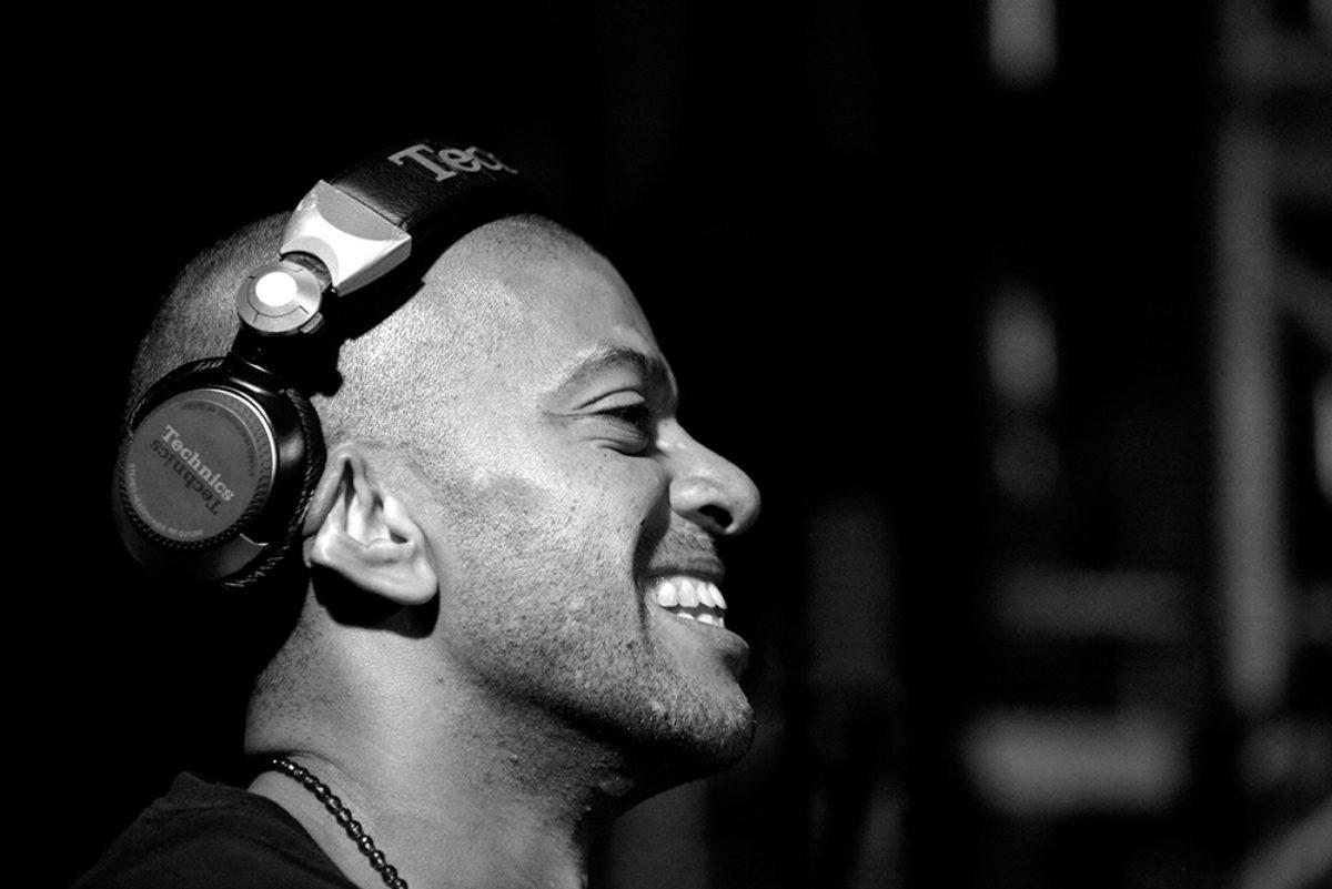 KL Jay, em show em SP, em 2014 (Divulgação/Klaus Mitteldorf)