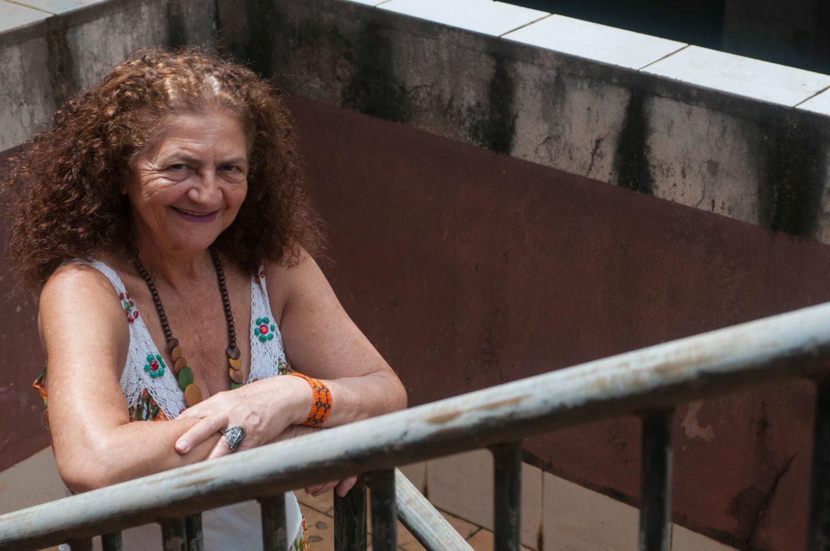 Antônia Melo, a líder da ONG Xingu Vivo