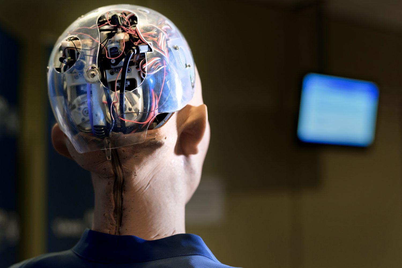 Inteligência artificial: o que a tecnologia trará ao futuro ( Foto AFP Fabrice Coffrini)