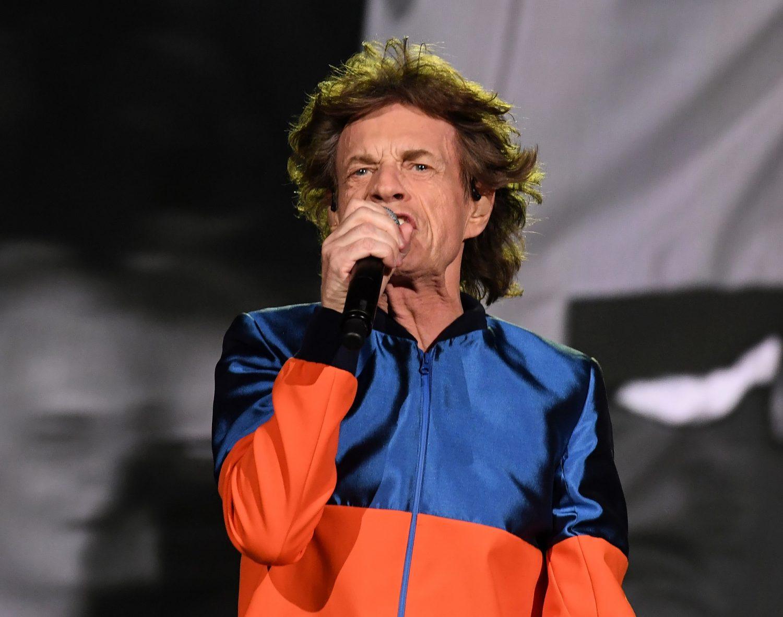 Mick Jagger, vocalista dos Rolling Stones, acaba de lançar duas novas músicas de protesto. Foto Mark Ralston/AFP
