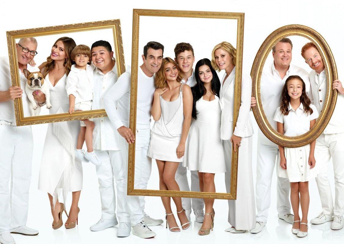 Modern Family: seriado icônico mostra diversidade das famílias contemporâneas. Foto Divulgação