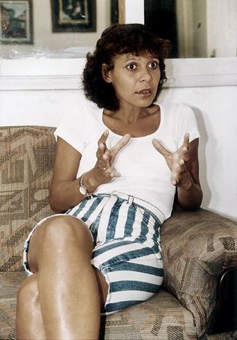 Sandra do Nascimento: filha de Pelé processou o pai por abandono afetivo. Foto/ Reprodução