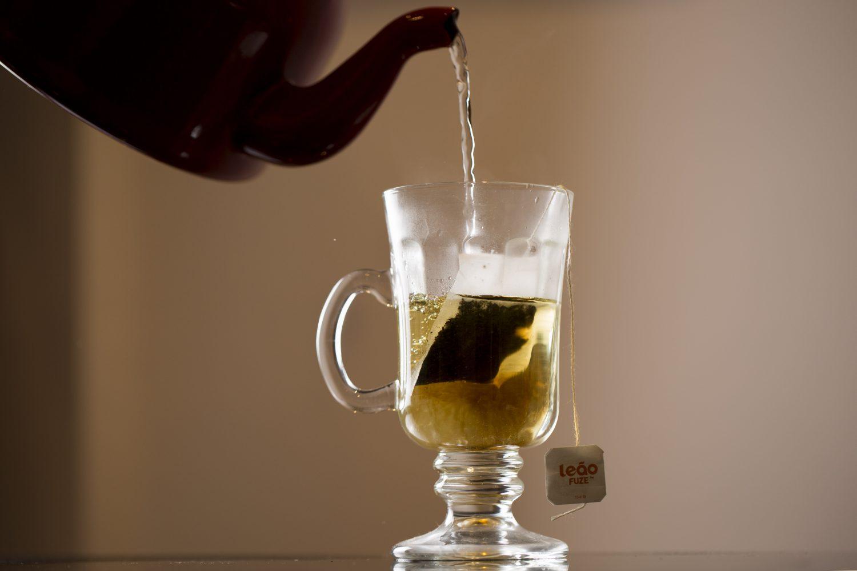 A temperatura da água é essencial para o chá ficar perfeito (Foto de Simone Marinho)