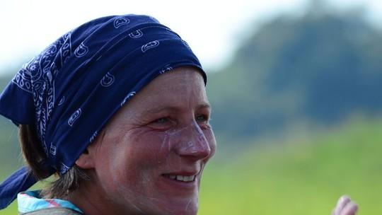 A esportista britânica Emma Kelty, que foi morta no Rio Solimões. Foto Facebook