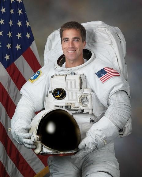 Chris Cassidy antes de sua primeira missão ao espaço. O astronauta foi duas vezes para a Estação Espacial e deve ir pela terceira vez em até dois anos. Foto Nasa