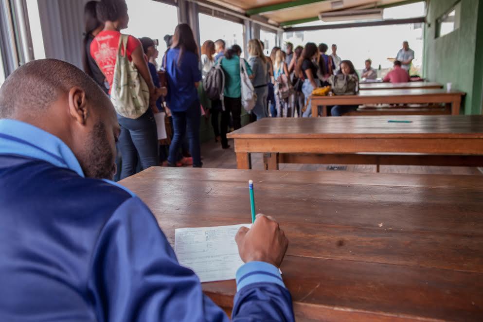 Agência de emprego Segunda Chance. Foto André Santos/AfroReggae