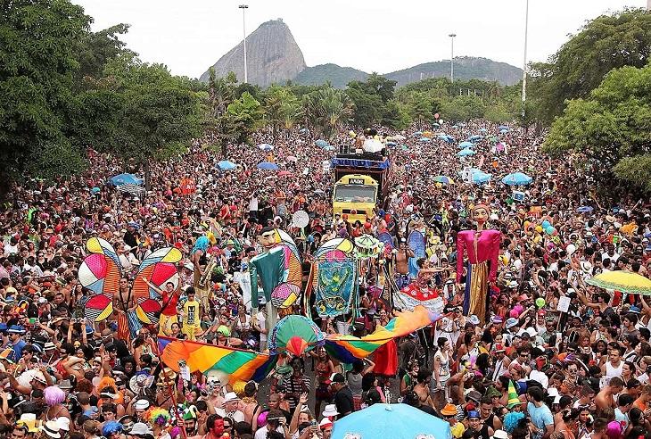 Desfile do Boi Voador. Foto: Fernando Maia/Riotur