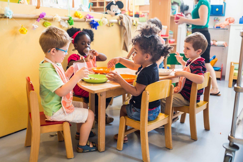Pré-escola: essencial para o desenvolvimento das crianças (Foto Burger/Phane)