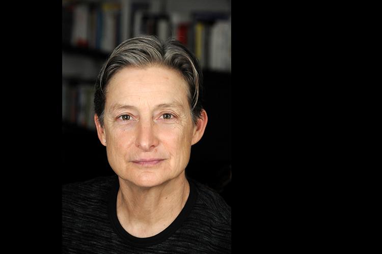Judith Butler: pensadora é referência sobre gênero/ Foto: UC Berkeley